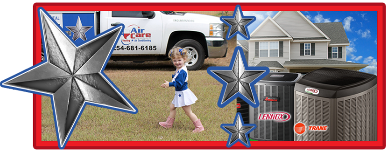 Heating and Air conditioning - Killeen, Harker Heights, Nolanville, Ft Hood